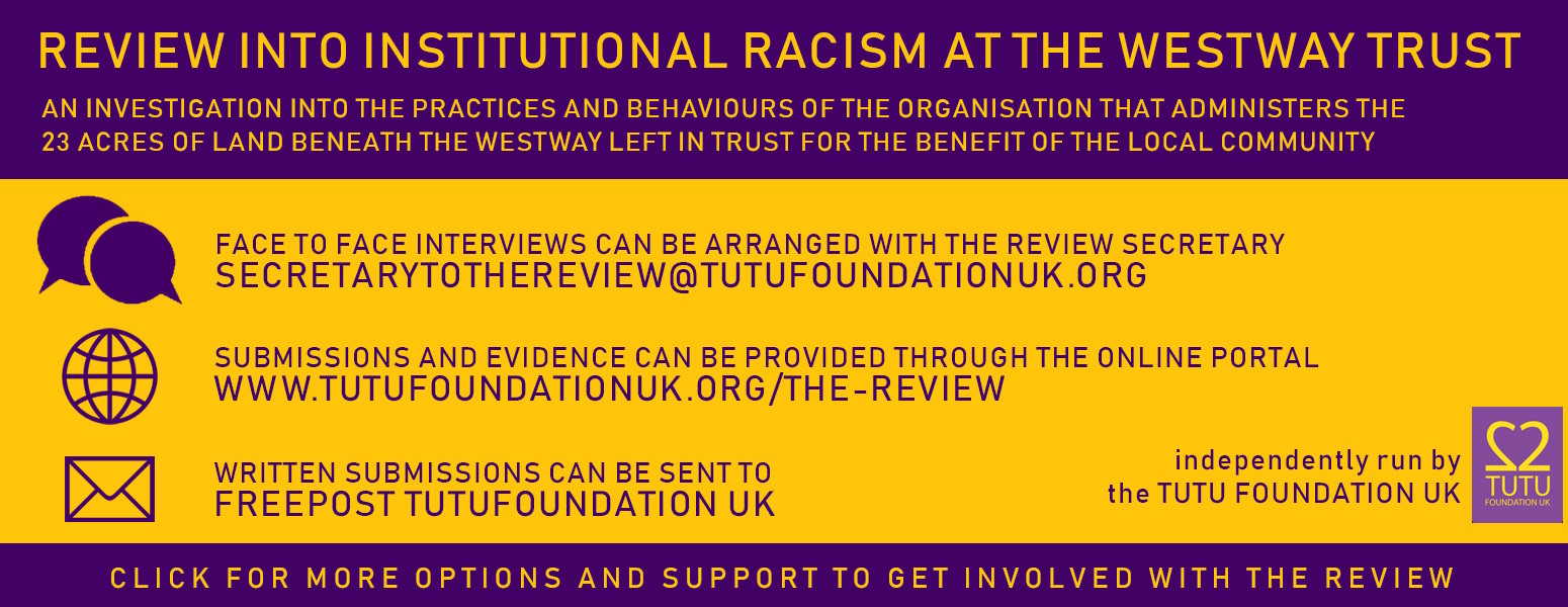 Institutional Racism Review